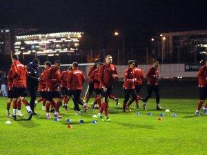 Samsunspor'da Manisaspor Maçı Hazırlıkları