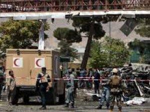 Afganistan'da İntihar Saldırısı: 4 Ölü