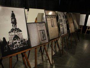Samsun'da 'Basında Milli Yas' Sergisine Yoğun İlgi
