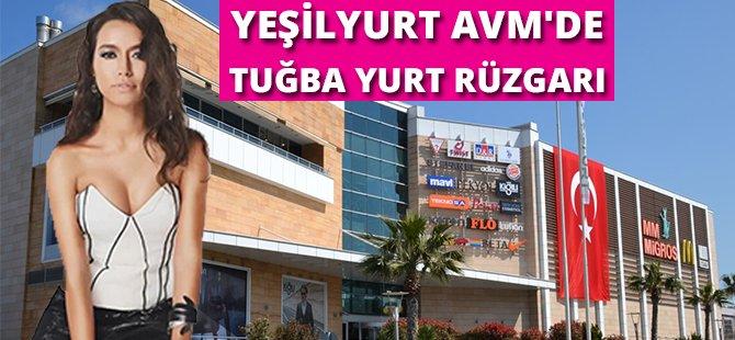 Samsun Yeşilyurt AVM'de ''Tuğba Yurt Mini Konser ve İmza Günü''