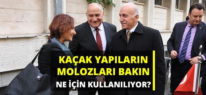 """Samsun Büyükşehir Belediyesi Genel Sekreter Yardımcısı Albayrak,  """"Kaçak Yapılar Yıkıldı, Doğa Kendini Yeniledi"""""""