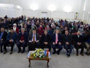 Samsun Vezirköprü'de Sağlık Konferansı