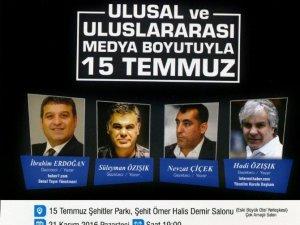 Samsun Büyükşehir Belediyesi'nden Açılış Ve Konferans
