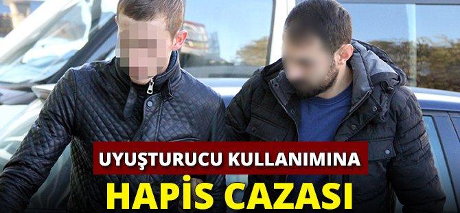 Samsun'da Uyuşturucu Kullanmaktan Ceza Alan Genç Tutuklandı
