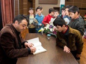Konya' da Çocuk Kitabı Yazarları Öğrencilerle Buluştu