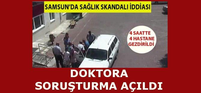 Samsun'da 4 Hastane Dolaştıktan Sonra Ölen Fatma Kuzu İçin Doktora Soruşturma Açıldı