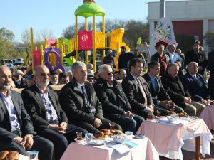 Samsun Atakum'a 1800 Kişilik Cami