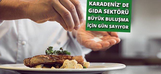 Gıda Sektörü Samsun'da Buluşacak. Samsun Gıda Fuarı 2016 Açılıyor