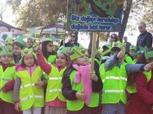 Samsun'da Doğada Yürüyorum,Sağlıkla Büyüyorum Projesi