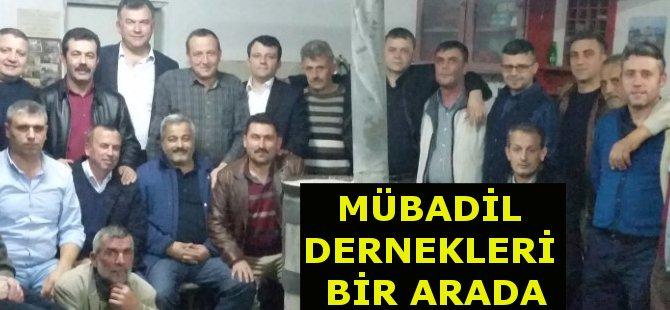 Samsun'da Mübadil Dernekleri Dayanışması