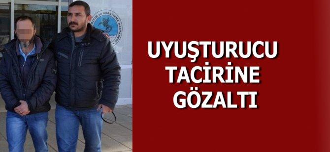Samsun'da Uyuşturucu Sattığı İddia Edilen Şahıs Gözaltına Alındı