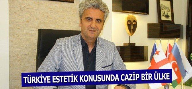"""Estetik ve Plastik Cerrahi Uzmanı Doç. Dr. Hayati Akbaş: """"Türkiye Estetik Konusunda Cazip Bir Ülke"""""""