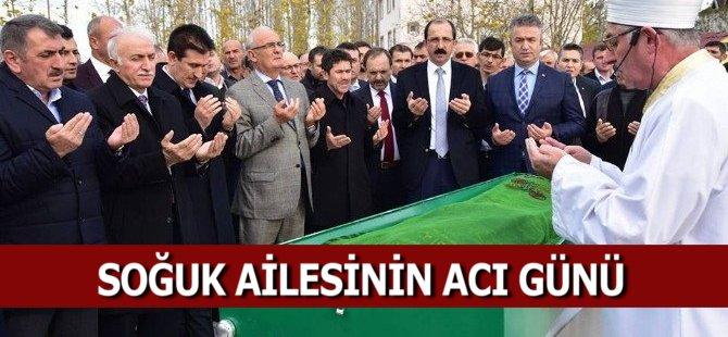 Samsun Büyükşehir Belediyesi AK Parti Grup Başkanvekili Nihat Soğuk'un Acı Günü