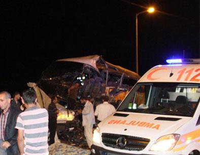 Boluda Zincirleme Kaza: 10 Ölü, 47 Yaralı