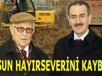 Samsulu Hayırsever Mustafa Kemal Güneşdoğdu Hayatını Kaybetti