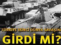 Türkiye Almanya ve Japonya'ya Savaş İlan Etti