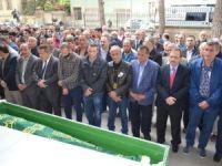 Bafraspor'un Eski Kalecisi Ümit Kılıç Dualarla Defnedildi