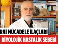 Samsun'da OMÜ'lü Profesör Zirai İlaçlara Karşı Uyardı