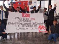 OMÜ'lü Ülkücülerden 'Türk Milliyetçiliği Günü' Kutlaması