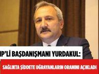 Samsun'da 'Sağlıkta Şiddeti Durduruyoruz' Paneli Düzenledi