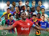 Antalya Turizmi Futbolun Yıldızlarıyla Coşacak