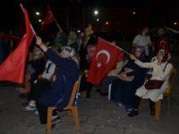 Samsun Bafralılar Demokrasi Nöbetinde