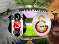 Beşiktaş Galatasaray Maçının 11'leri Belli Oldu