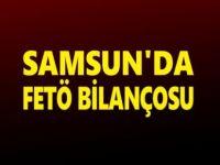 Samsun'da FETÖ Kapsamında 330 Kamu Personeli Tutuklandı