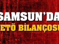 Samsun'da FETÖ Kapsamında 370 Kamu Personeli Tutuklandı