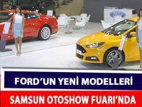 Ford'un Yeni Modelleri Samsun Otoshow Fuarı'nda