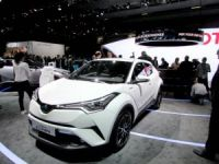 Toyota, Paris'te Otomobilin Geleceğini Sergiledi