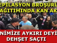 Trabzon'da Epilasyon Broşürü Dağıtılmasına Silahlı Tepki: 4 Yaralı