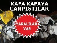 Samsun'da Trafik Kazası 3 Yaralı