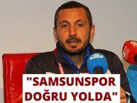 """Samsunspor Yardımcı Antrenörü İlker Püren: """"Samsunspor Doğru Yolda"""""""