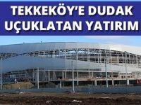 Samsun Tekkeköy İlçesine 5 Yılda 500 Milyon TL'lik 5 Büyük Kamu Yatırımı