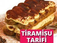 Tiramisu Tarifi