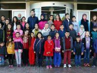Kayserili Öğrenciler Samsun'u Gezdi