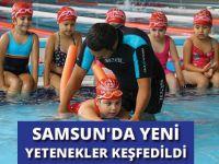 Samsun'da Yeni Yetenekler Keşfedildi