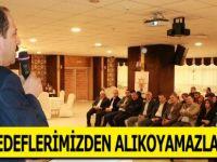 """AK Parti İl Başkanı Göksel: """"Hedeflerimizden Alıkoyamazlar"""""""