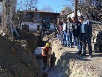 Samsun'da Kırsaldaki Mahallelerin Alt Yapısına Neşter