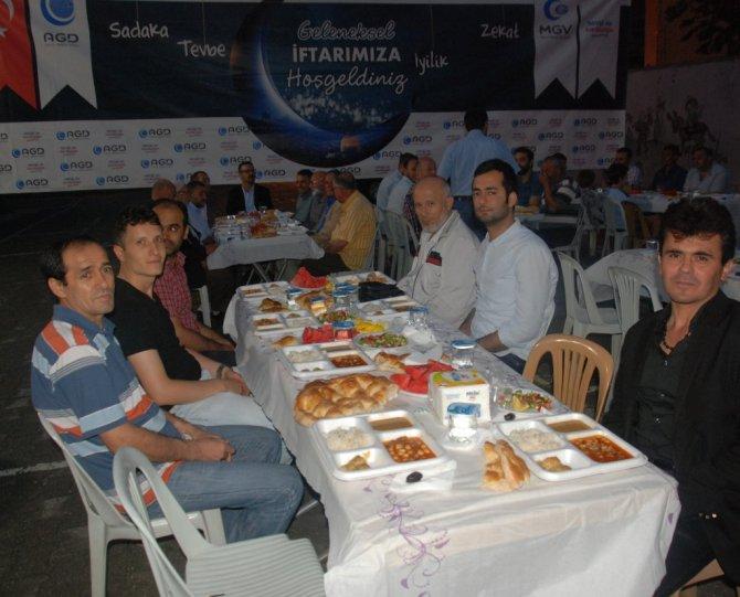 Vezirköprü Anadolu Gençlik Derneğinden Geleneksel İftar