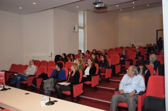 Anadolu Üniversitesi'nde Fen ve Sosyal Bilimler Alanında Proje Deneyim Paylaşım Toplantısı