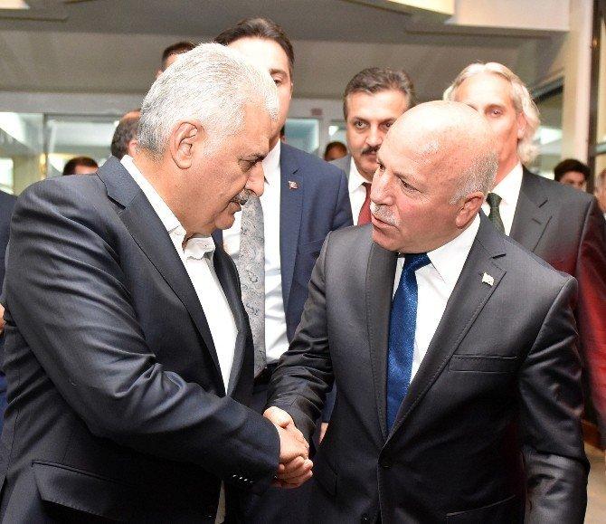 Başbakan Yıldırım: 'Terörle Mücadelede Geri Adım Yok''