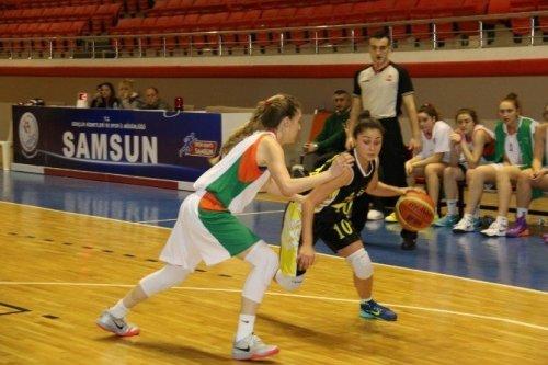 Basketbol Türkiye Birinciliği Samsun'da Başladı
