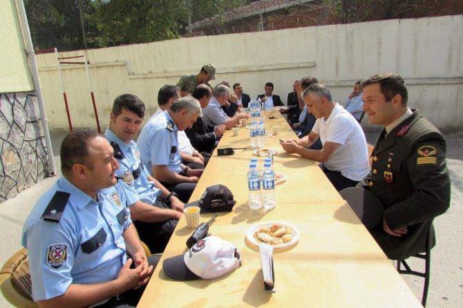 Samsun Çarşamba'da Kurban Bayramı Kutlanıyor