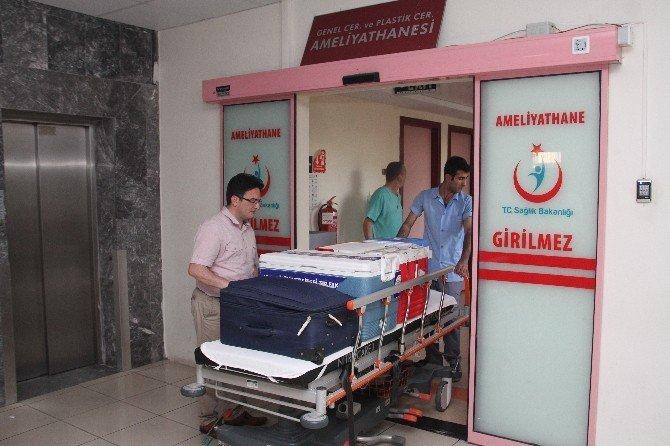 Bursa'da Bağışlanan Organları 3 Kişiye Umut Oldu