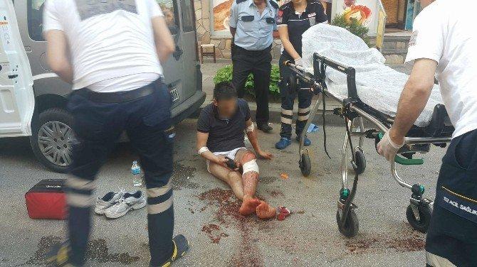 Bursa'da Eşini Başka Erkekle Yakalayan Adam Dehşet Saçtı