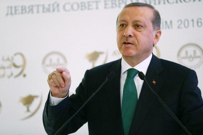 Cumhurbaşkanı Erdoğan'dan İslam Dünyası Liderlerine Mektup