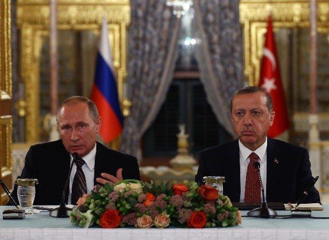 Türk Akımı Anlaşması İmzalandı