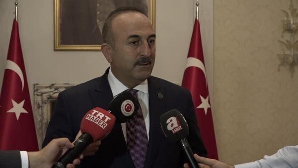 Mevlüt Çavuşoğlu;